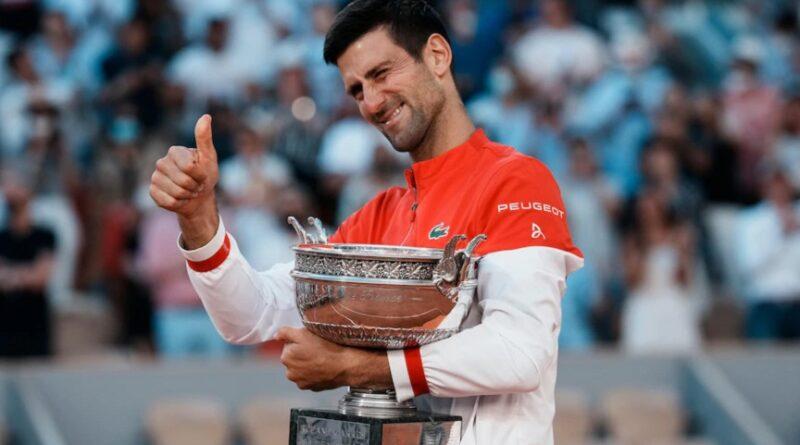 Novak Đoković, Rolan Garos, tenis