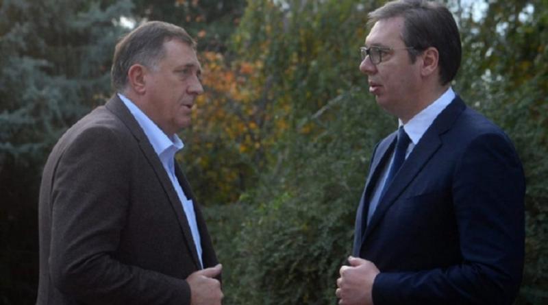 Orden Republike Srbije, Dodik, Vučić