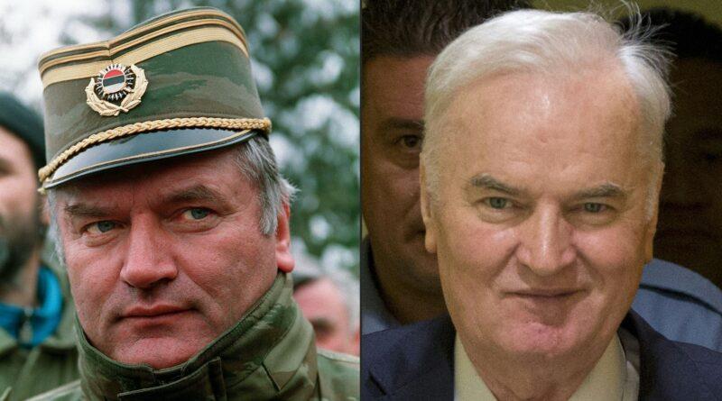 Prsuda, Ratko Mladić, genocid, Srebrenica