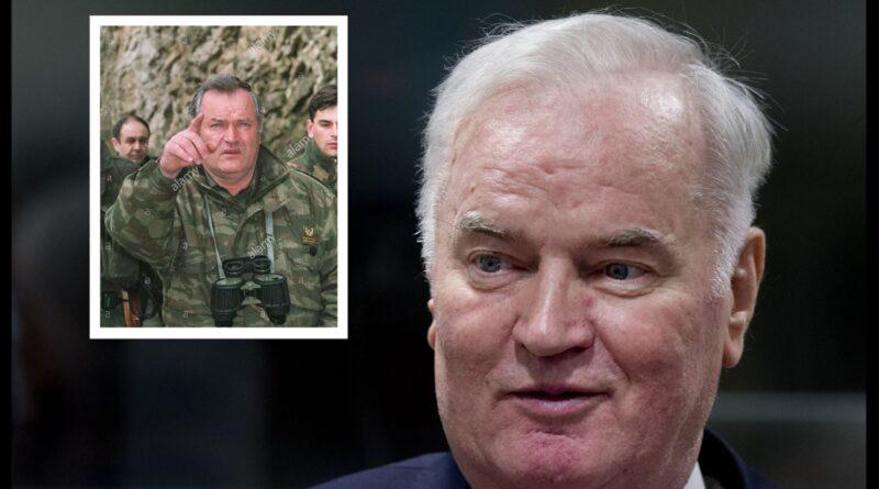 Ratko Mladić, presuda, ratni zločin