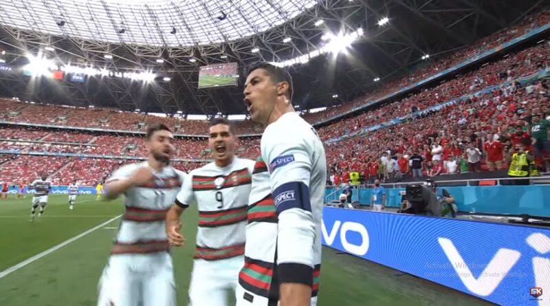 Španija, Mađarska, Ronaldo,