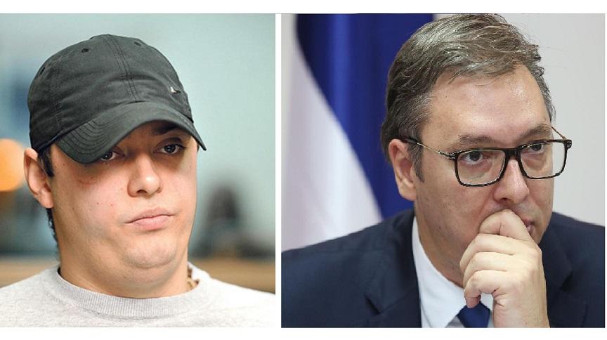 Velja Nevolja, Vučić