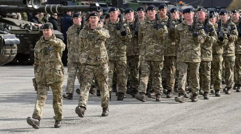 16 UK military personnel probed over extremism concerns