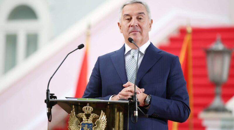 Milo Đukanović: Politika Beograda najviše podseća na devedesete