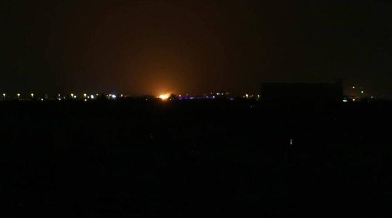Israel hits Syria's capital, Homs in an airstrike: Regime