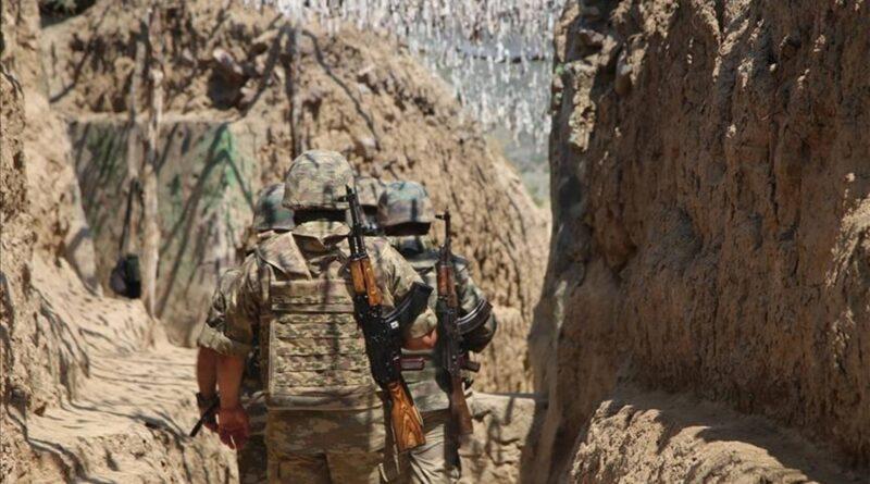 Azerbaijani army repulses incursion by Armenian soldiers