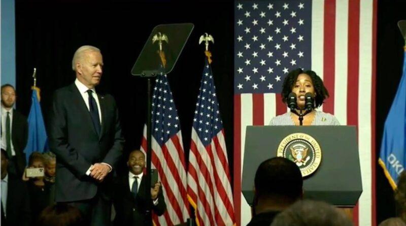 Joseph Biden says Tulsa mass atrocities was race massacre, not riot