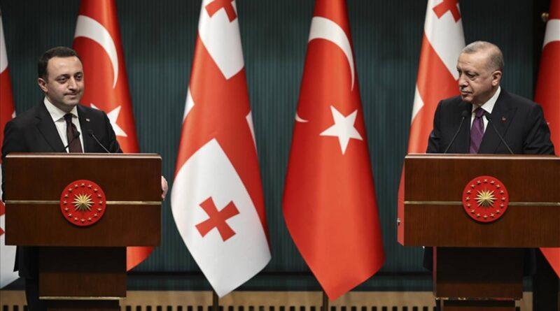 Turkey backs Georgia's sovereignty, territorial integrity: President