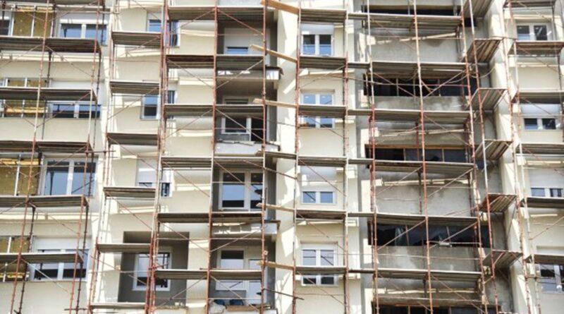 Pogledajte kako Kinezi za jedan dan sagrade stambenu zgradu od 10 spratova VIDEO