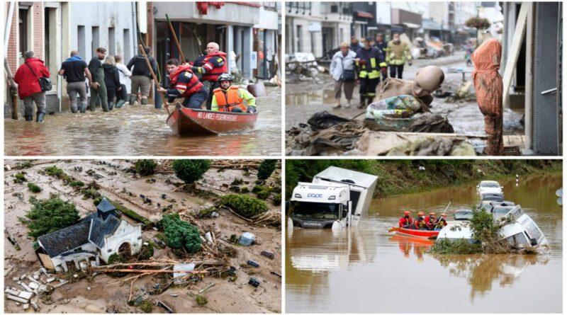 Katastrofa u Zapadnoj Evropi: Pucaju nasipi, ugrožene brane (Foto/Video)
