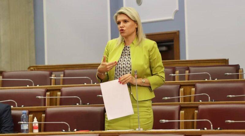 Vuksanović Stanković: Ova Vlada i premijer u sprezi sa bivšim režimom
