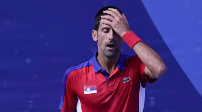 Neverica: Novak bez ijedne medalje, Srbija predala meč