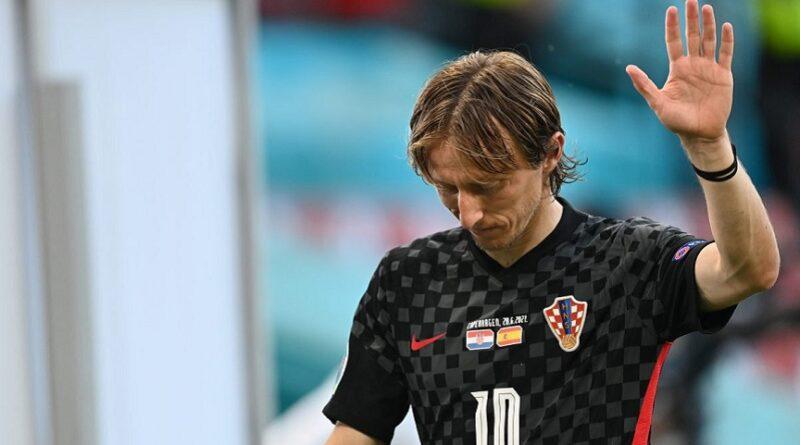 Luka Modrič, Real Madrid, reprezentaicja Hrvatske