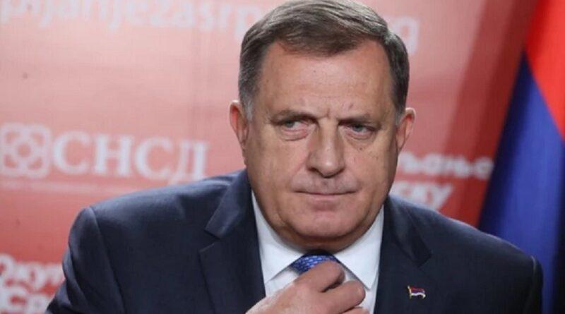 Milorad Dodik, Izborni Zakon