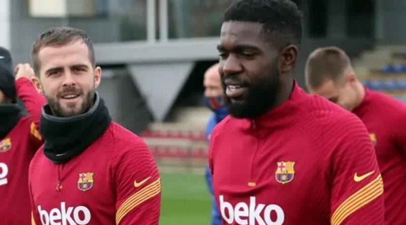Miralem Pjanić,FC Barcelona,Samuel Umtiti