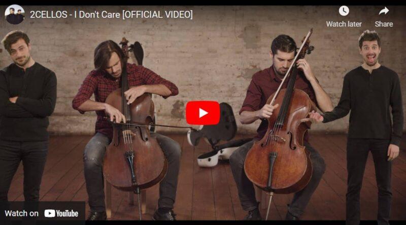 2Cellos u novom spotu prošetali kroz 10 godina karijere i najavili novi album (VIDEO!)