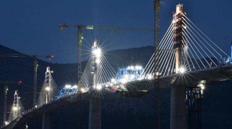 Zašto je Pelješki most jedinstven i u svjetskim okvirima
