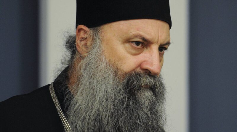Patrijarh srbijanski Porfirije neće potpisati temeljni ugovor sa Krivokapićem