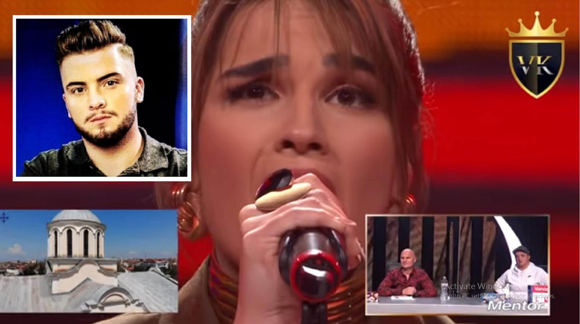 Valentina Kuzmanović , Sadik Hasanović. pjesme o klanju