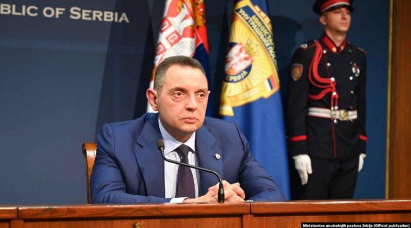 Vulin, Vučić, Srbija, NATO, Rusija, Vojna vježba