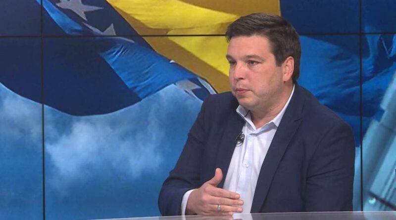 Nihad Čolpa: Naivno je misliti da BiH pored sebe može i Srbiju povući u NATO