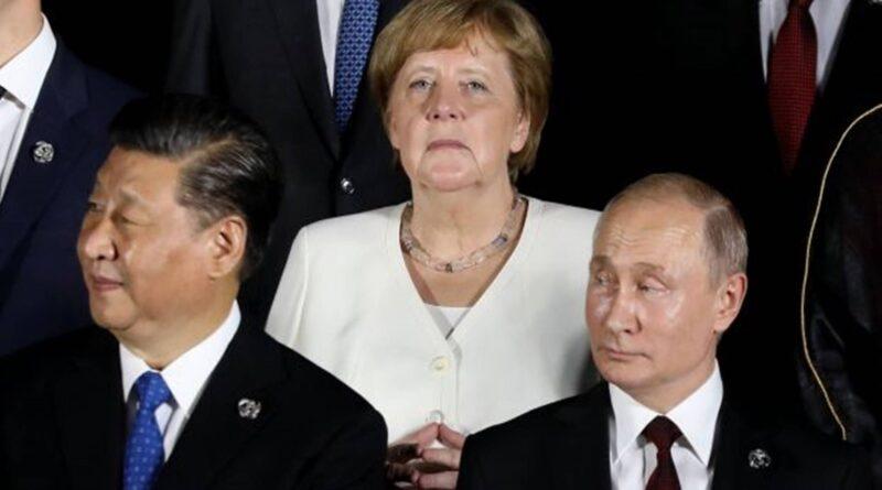 Angela Merkel odlazi, za sobom ostavlja špijunske afere