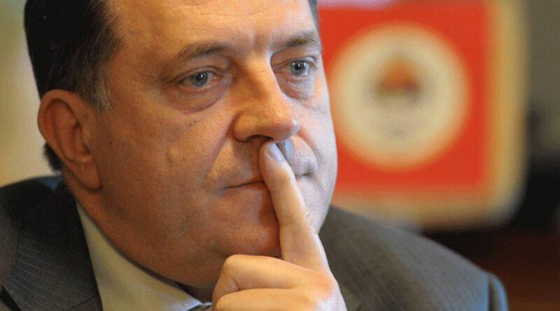 Milorad Dodik posve izgubio kompas zbog zabrane negiranja genocida (VIDEO)