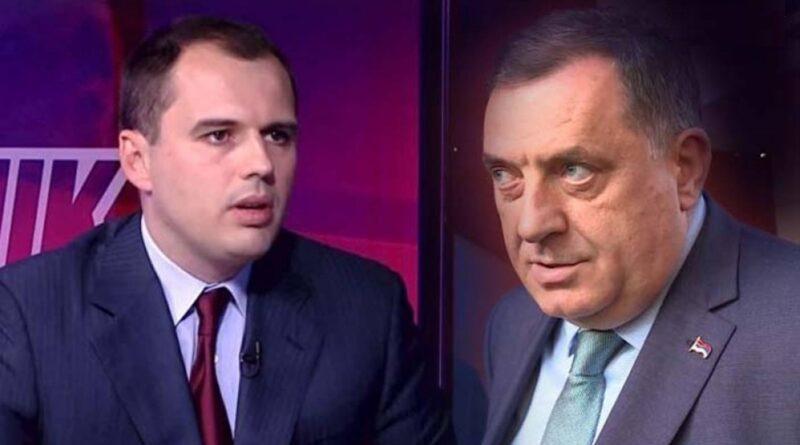 Bajrović: Inzko odlazi uzdignuta čela, satjerao je Dodika u ćošak