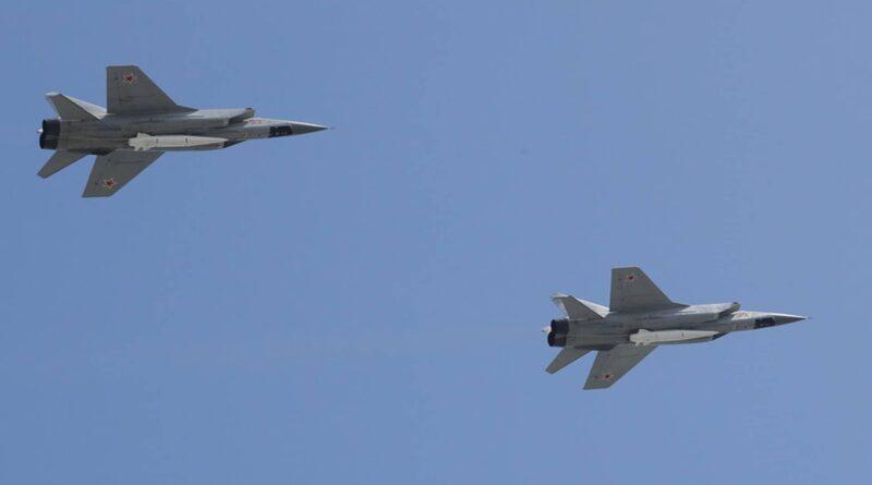 Ruski avioni presreli američke iznad Beringovog mora
