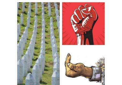 """Šta je zajedničko Srebrenici i """"Obodu"""""""