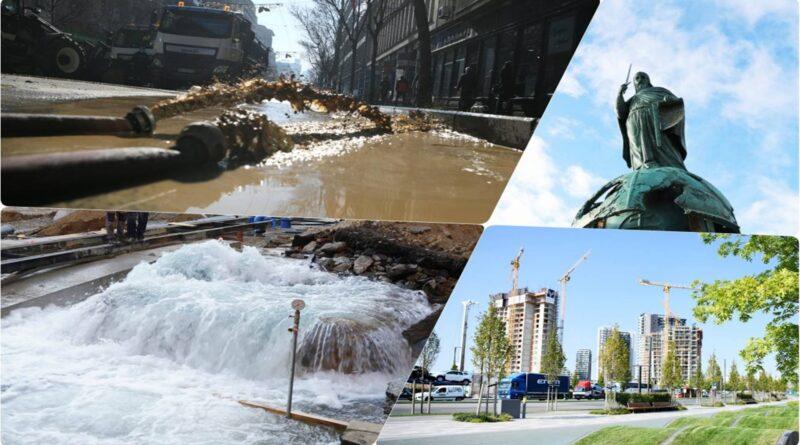 Pred očima nam niče Beograd na fekalijama i trulim cevima