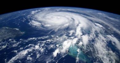 Louisiana, Uragan, Ida