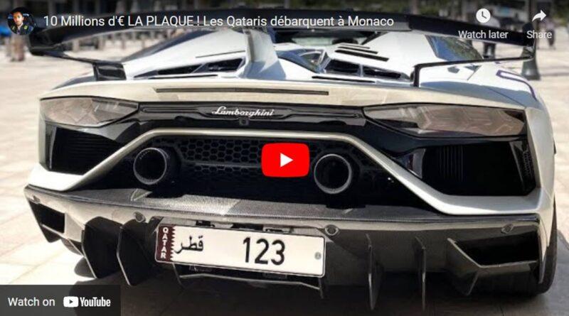 VIDEO: Registarsku tablicu platio 10 miliona eura