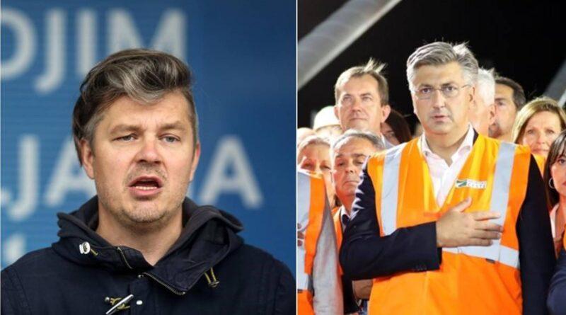 Juričan uputio otvoreno pismo Plenkoviću: 'Sad sam potpuno ozbiljan, a ti si potpuno neodgovoran. Slijedi ti kraj'