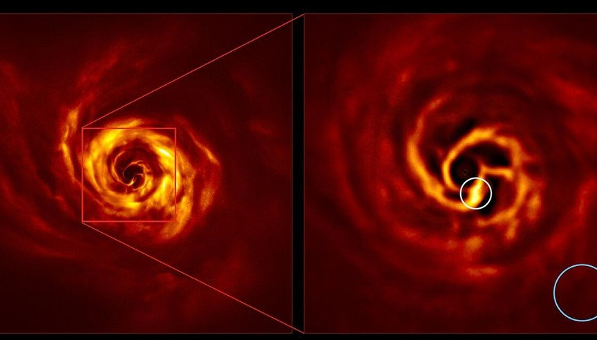 rađanje, ekzoplanete, telskop, Čile