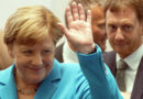 German citizens unanimously: I am proud of our Chancellor, Mrs. Angela Merkel