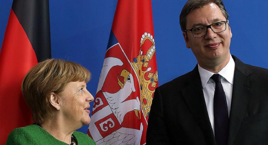 Angela Merkel, korupcija, Balkan, odlazak
