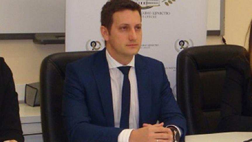 Branislav Zeljković, direktor Instituta za javno zdravstvo RS-a, pritvor, korupcija