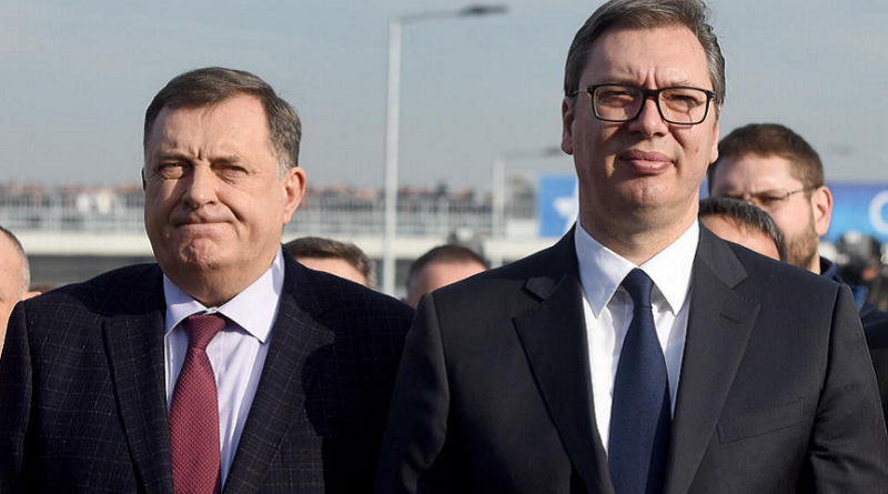 Dodik, Sastanak, Vučić, RS-nezavisnost