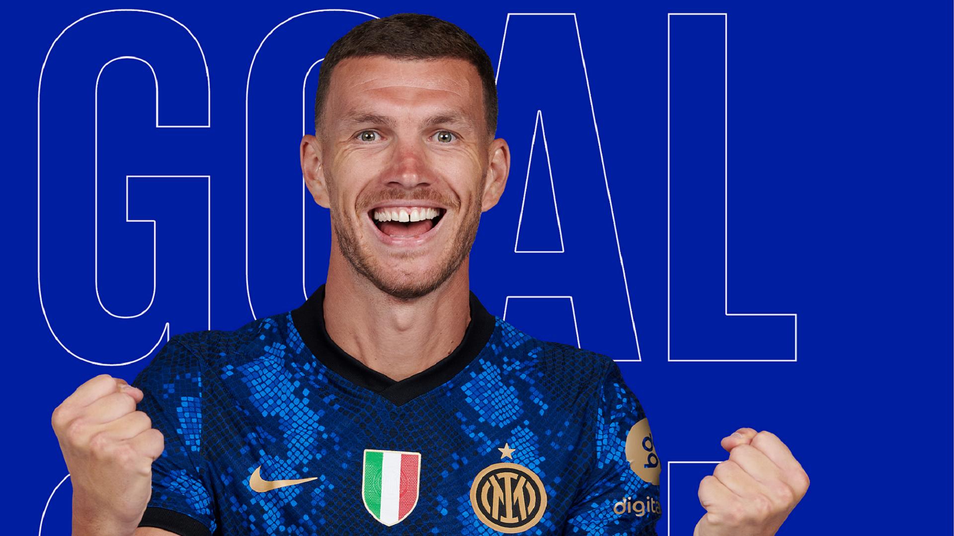 Edin Džeko, Inter