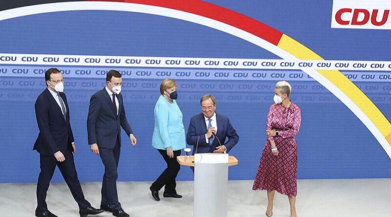 Izbori, Njemačka, CDU, SPD