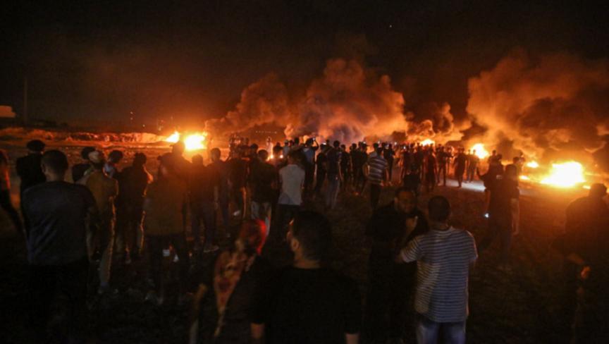 Izrael, raketiranje, Gaza, napad