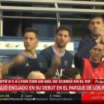 Messi, gol, PSG