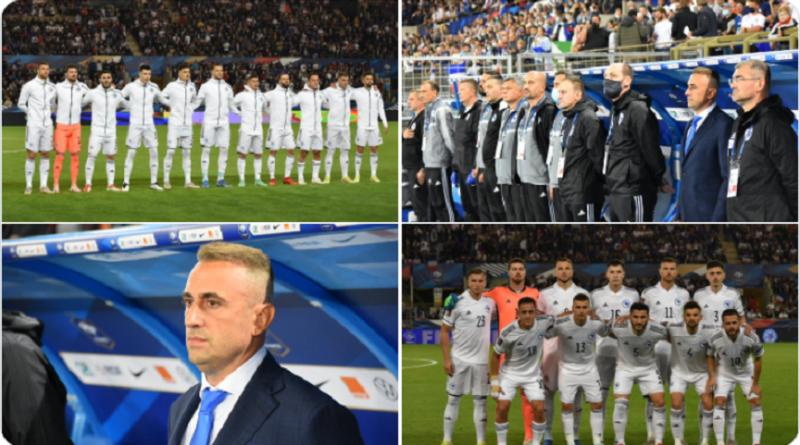 Nogomet, Francuska, BiH, neriješeno