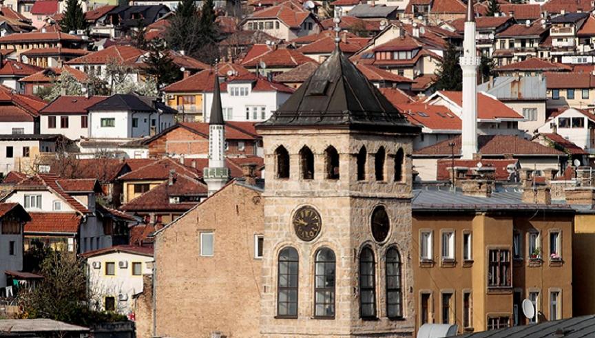 Sahat kula, Sarajevo, Begova džamija, Lunarni sat,
