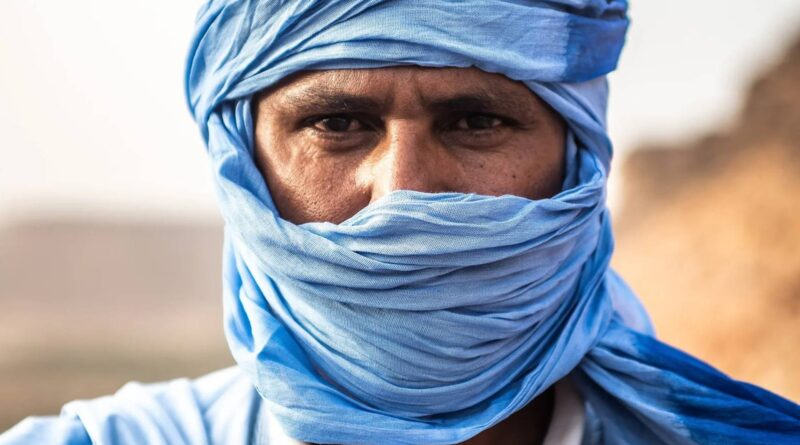 The blue men of the Sahara (Photo-Gallery)