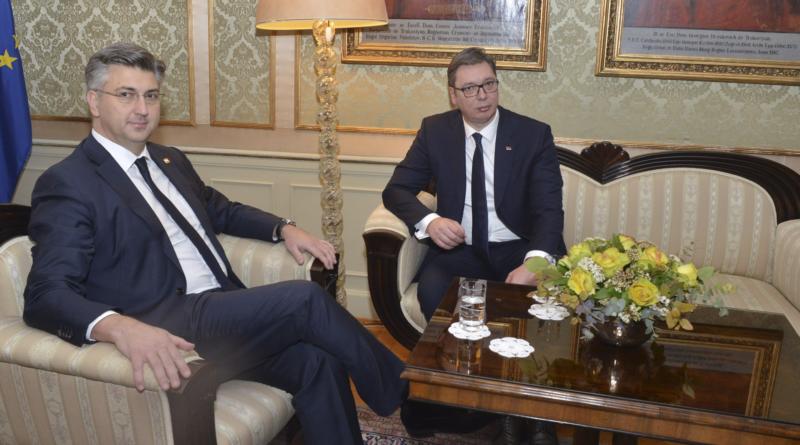 Vučić, Plenković, ismijavanje, Dan srpskog jedinstva
