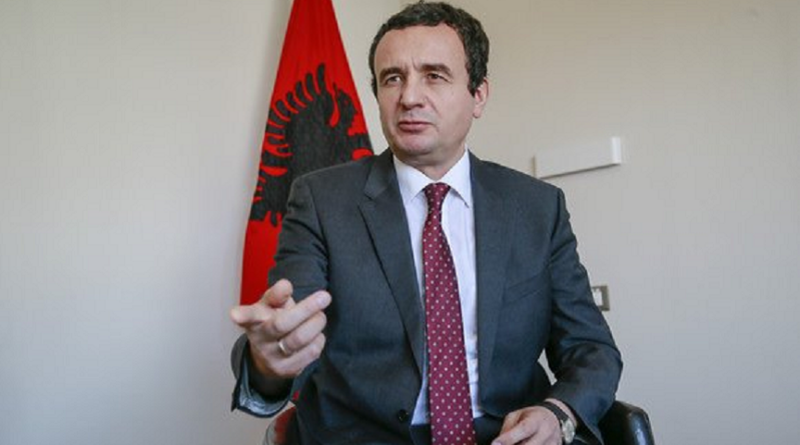 Vlada Kosova, blokada putova, registarske tablice