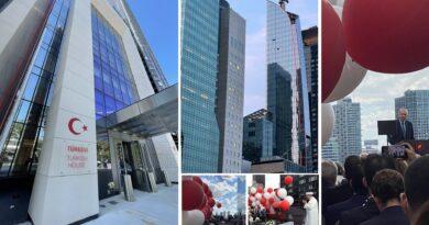 Erdogan otvorio Centar Turkevi (Turska kuća) u New Yorku
