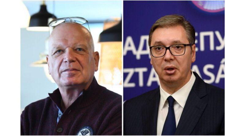 Milan St. Protić kao niko do sada opisao Aleksandra Vučića